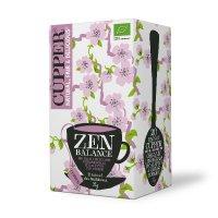 Cupper BIO čaj Zen Balance 20 n.s.