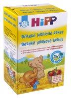 HiPP SUŠENKY BIO Dět. jablečné keksy 150g C-129