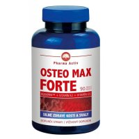 OSTEO MAX FORTE 1200mg vit.K2+D3+vápník tbl.90