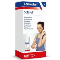 Leukoplast Softivel Spray Plaster náplast 30ml