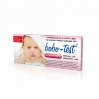 Biotter BOBO-TEST těhotenský test proužkový 1ks
