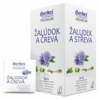 HERBEX Žaludek a střeva n.s.20x1.5g