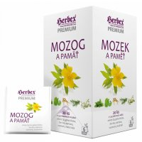 HERBEX Mozek a paměť n.s.20x1.5g