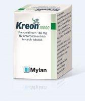KREON 10 000 10000U enterosolventní tvrdé tobolky 50
