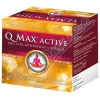 Q Max Active dárkové balení tob. 60
