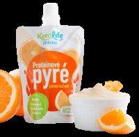 Proteinové pyré, Pomerančové