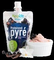 Proteinové pyré, Rybízové s vanilkovou příchutí