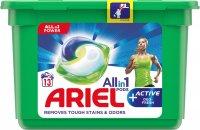 Ariel gelové kapsle Active Deo Fresh 13ks