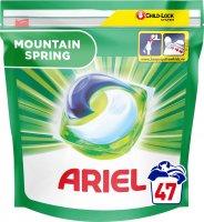 Ariel gelové kapsle Mountain Spring 47ks