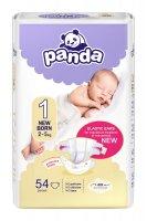 Panda New born dětské pleny 54ks
