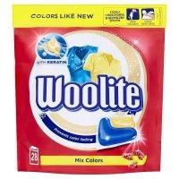 Woolite Mix colors prací gelové kapsle 28ks