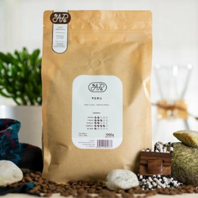 Apecafé Káva Peru Grade 1 Organic 500g