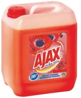 Ajax Floral Fiesta Red Flowers univerzální čistič 5l