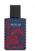 Replay Signature Red Dragon EdT 30ml