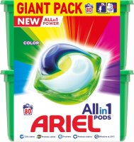 Ariel Color Gelové kapsle 2x40ks
