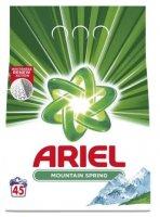 Ariel Mountain Spring Prací prášek 45 pracích dávek