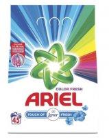 Ariel Color Fresh Prací prášek 45 pracích dávek