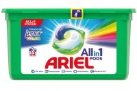 Ariel Touch of Lenor Color Gelové kapsle 33ks