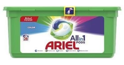 Ariel Color Gelové kapsle 26ks
