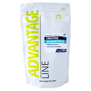 MyoTec Creatine Monohydrate Creapure® 750g