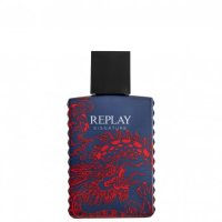 Replay Signature Red Dragon Man EdT 50ml