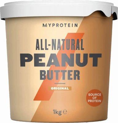 MyProtein Arašídové máslo, jemné 1kg