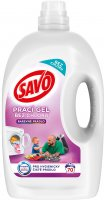 Savo Prací gel na barevné prádlo (70 pracích dávek) 3,5l