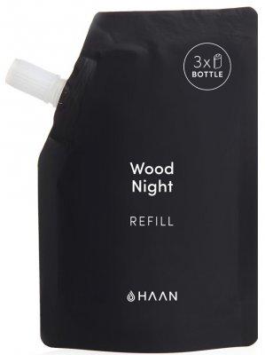 HAAN Náhradní náplň do spreje na ruce, Wood Night 100ml