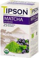 TIPSON BIO Matcha Blueberry přebal 25x1,5g