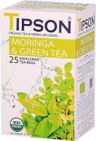 TIPSON BIO Moringa GreenTea 25x1,5g