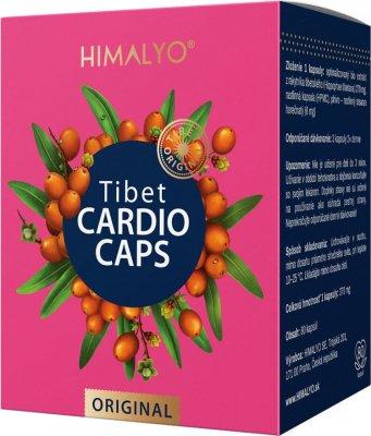 Himalyo Tibet Cardio Caps Original 80 kapslí