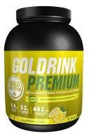 GoldNutrition Gold Drink Premium limetka 750g