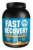 GoldNutrition Fast Recovery 1000g pomeranč