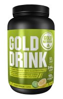 GoldNutrition Gold Drink limetka 1000g
