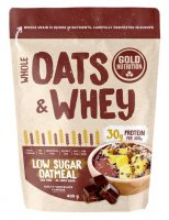 GoldNutrition Oats & Whey čokoláda 400g