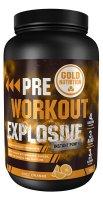 GoldNutrition Pre-Workout Explosive pomeranč 1000g