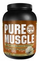 GoldNutrition Pure Muscle vanilka 1500g