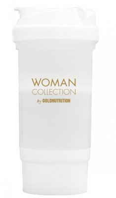 GoldNutrition Shaker Woman Collection 500ml