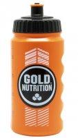 GoldNutrition Sports Bottle oranžová 500ml