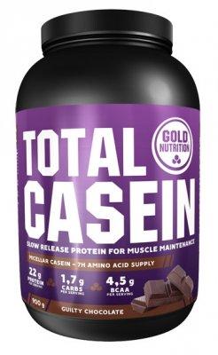 GoldNutrition Total Casein čokoláda 900g