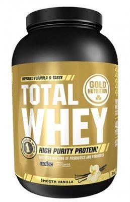 GoldNutrition Total Whey vanilka 1000g
