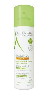 A-Derma Exomega control emolliente sprej 200ml