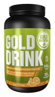 GoldNutrition Gold Drink pomeranč 1000g