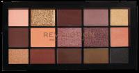 Revolution Re-Loaded Velvet Rose paletka očních stínů 16,5g