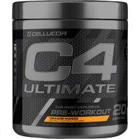 Cellucor C4 Ultimate mango pomeranč 440g