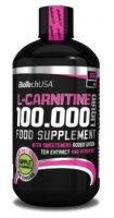 BiotechUSA L-carnitine 100.000 Liquid Jablko 500ml