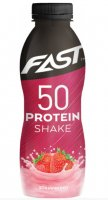 Fast 50 Protein Shake Strawberry 500ml