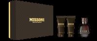 Missoni pour Homme Set Eau de parfume 50ml + After Shave Balm 50ml + Bath&Shower Gel 50ml