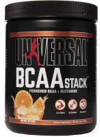 Universal Nutrition BCAA Stack pomeranč 250g