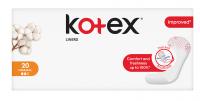 Kotex Normal liners Flat 20ks